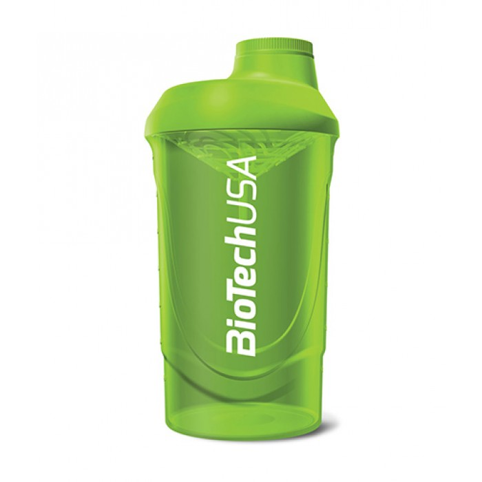 BIOTECH USA Shaker Wave /Grass Green/ 600ml.