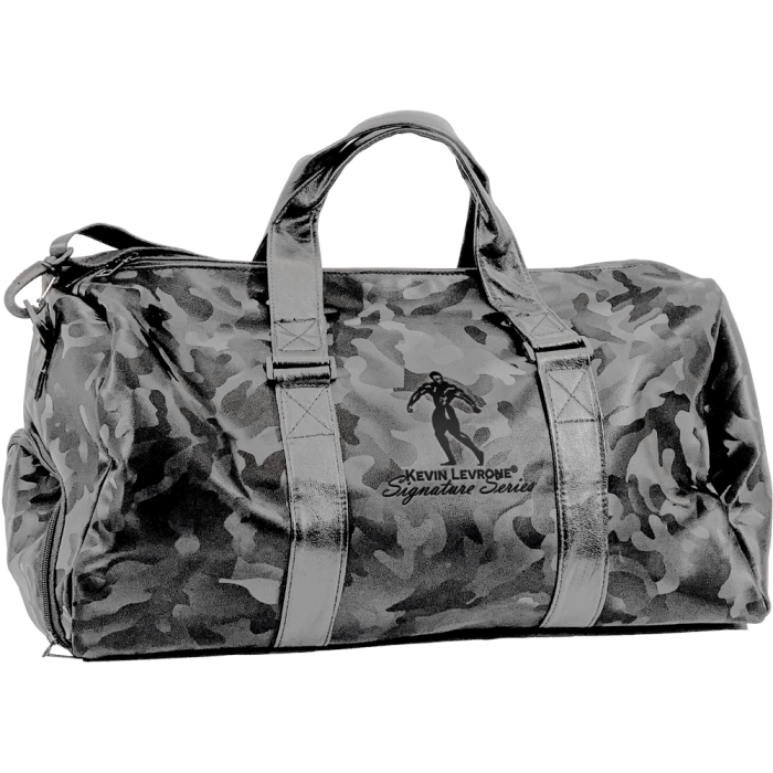 Kevin Levrone - Training Bag / Grey Camo