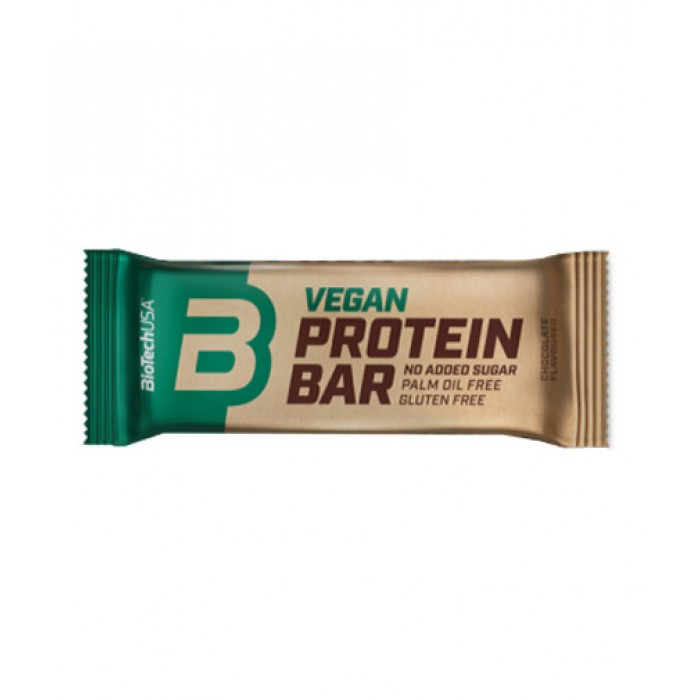 BIOTECH USA Vegan Protein Bar / 50 g