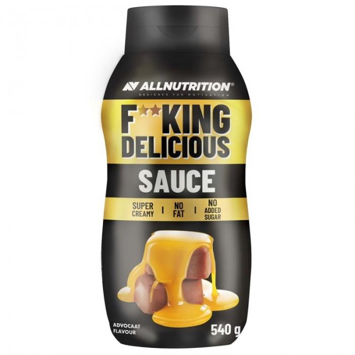 Allnutrition F**King Delicious Sauce - Диетичен Сироп
