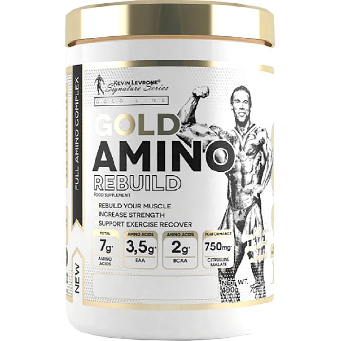 Kevin Levrone Gold Line / Gold Amino Rebuild / 400 грама