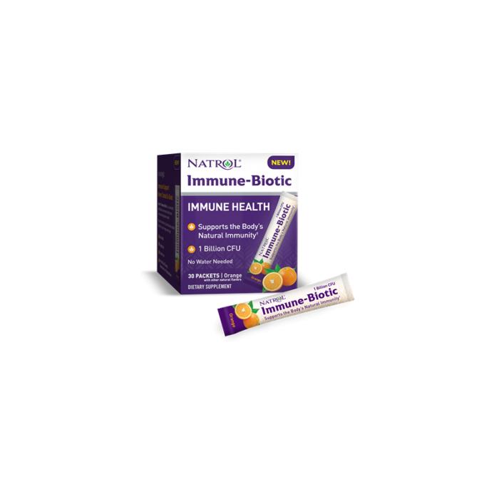 Natrol Immune-Biotic - Имуностимулатор / 30 sticks