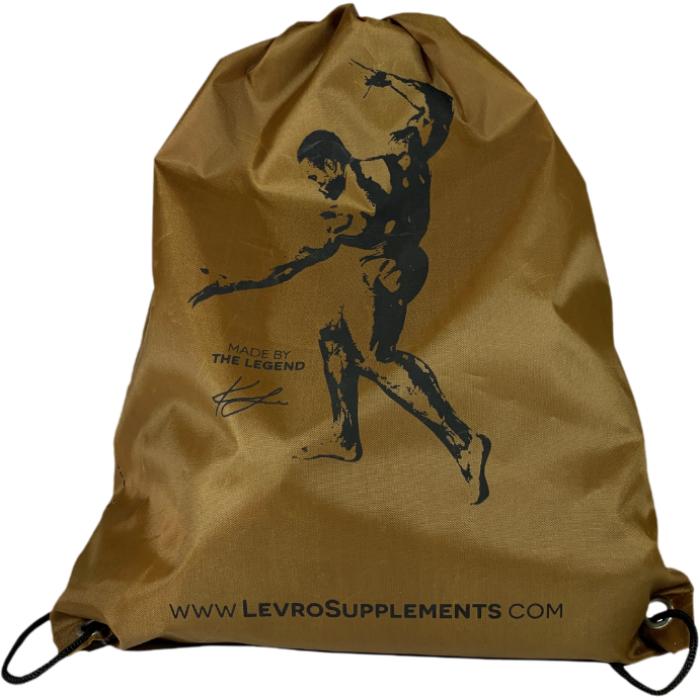 Kevin Levrone - Training Bag / Gold