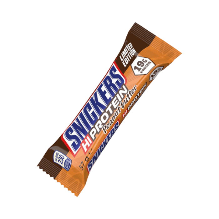 Snickers - Snickers Protein Bar / Peanut Butter Limited / 57gr