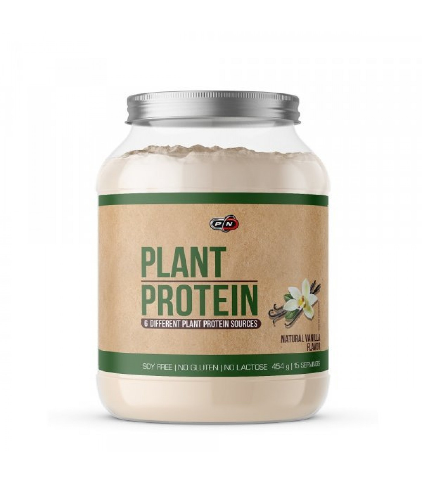 PURE NUTRITION - PLANT PROTEIN / 454g