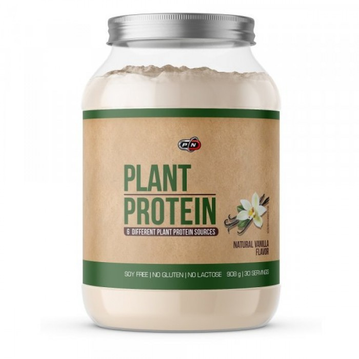 PURE NUTRITION - PLANT PROTEIN / 900g