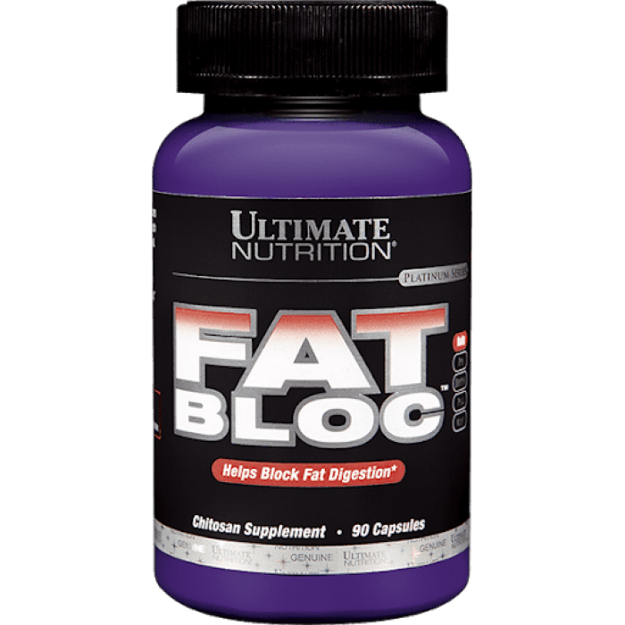Ultimate Nutrition - Fat Block / 90 caps.