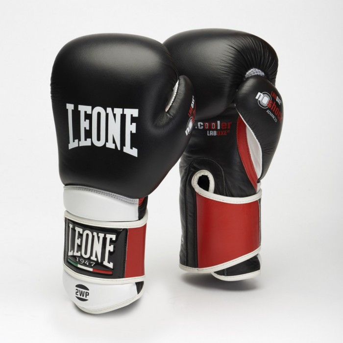 Leone - IL TECNICO BOXING GLOVES GN013 / Black
