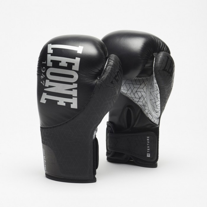 Leone - TEXTURE BOXING GLOVES GN206 / Black