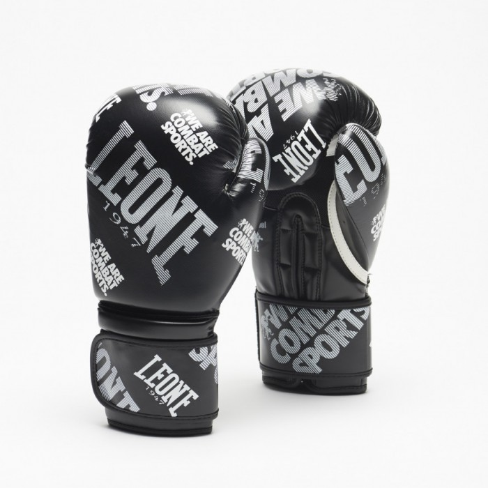 Leone - WACS BOXING GLOVES GN319 / Black