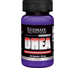 Ultimate Nutrition - DHEA 100 mg. / 100 caps.​