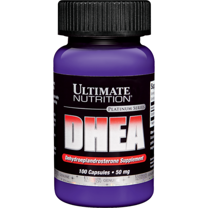 Ultimate Nutrition - DHEA 25 mg. / 100 caps.