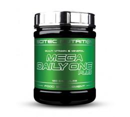 Scitec - Mega Daily One Plus / 120 caps. Хранителни добавки, Мултивитамини
