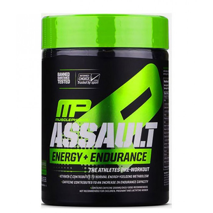 Muscle Pharm - Assault Sport / 30 serv.​