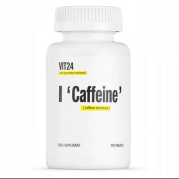 VIT24 - Caffeine 200 mg / 200 tab