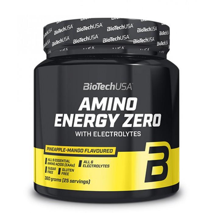 BioTech - Amino Energy Zero with Electrolytes / 360g.
