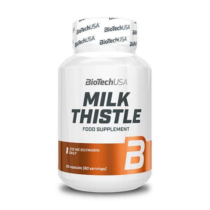 BioTech - Milk Thistle / 60 Caps