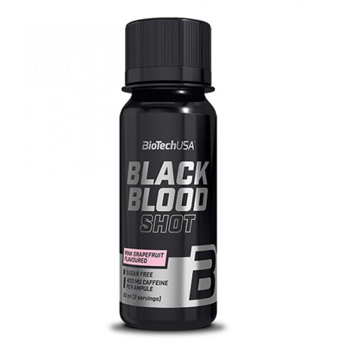 BIOTECH USA Black Blood Shot Box / 20 x 60 ml