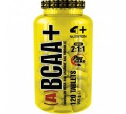 4+ Nutrition (A) BCAA+ 240 табл. Разклонена верига (BCAA)