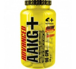 4+ Nutrition AAKG+ 90 табл. Аминокиселини