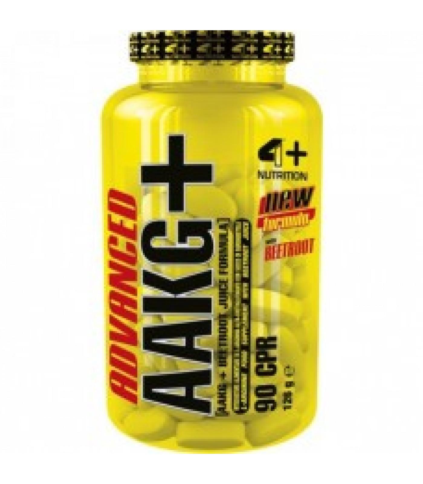 4+ Nutrition AAKG+ 90 табл.