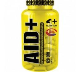 4+ Nutrition AID+ 120 табл. Здраве и тонус