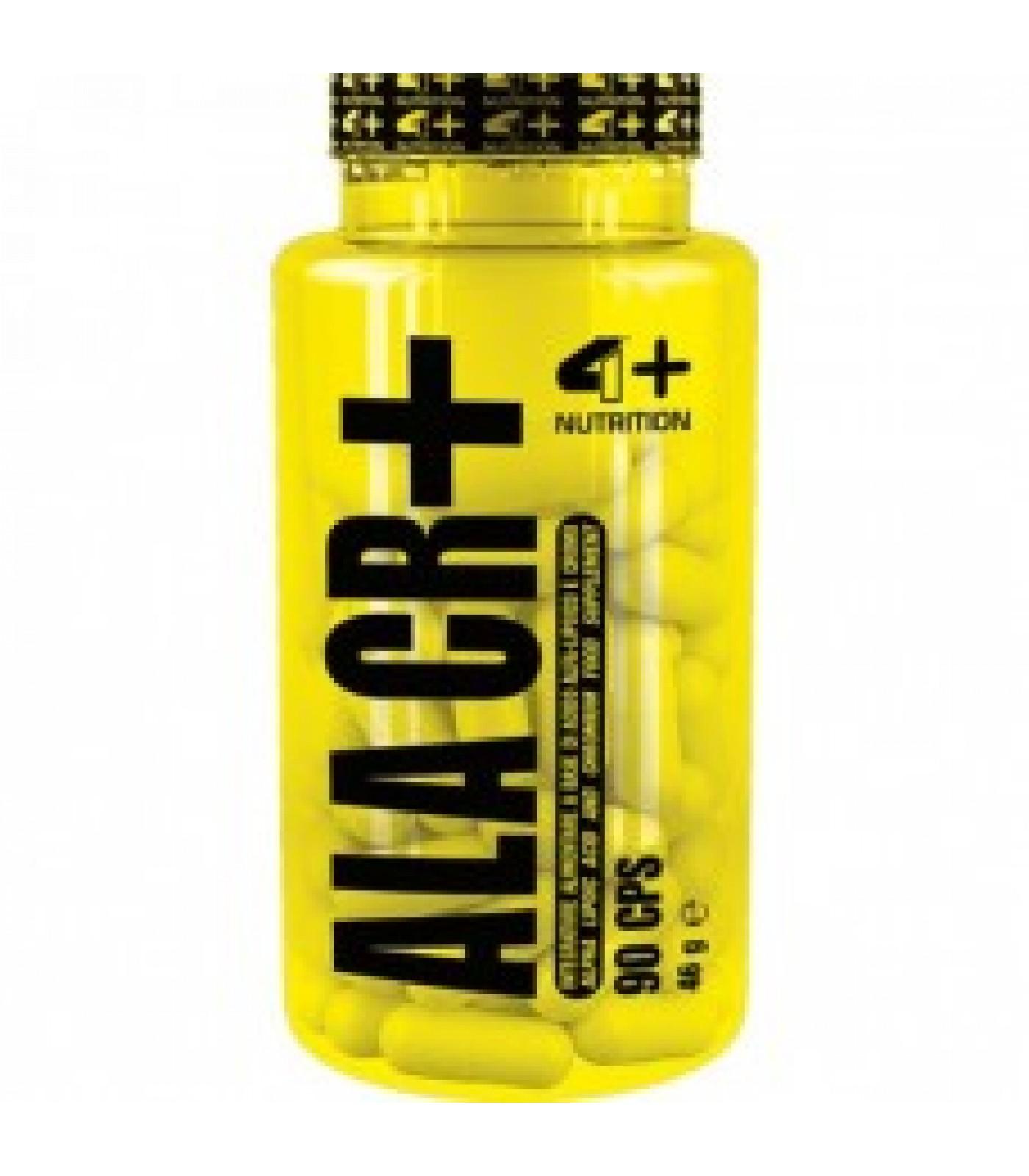4+ Nutrition - ALA CR+  / 90 капсули