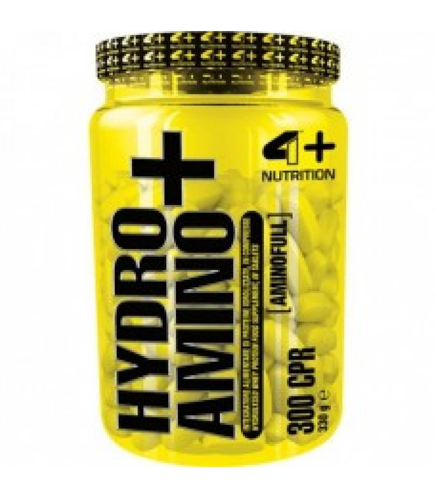 4+ Nutrition Hydro Amino+ 300 табл.