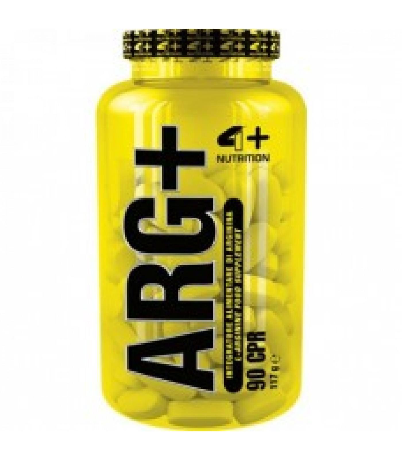 4+ Nutrition ARG+ 90 табл.