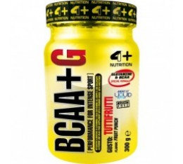 4+ Nutrition BCAA 4:1:1+ Разклонена верига (BCAA)