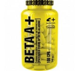 4+ Nutrition BETA A+ 100 табл. Аминокиселини