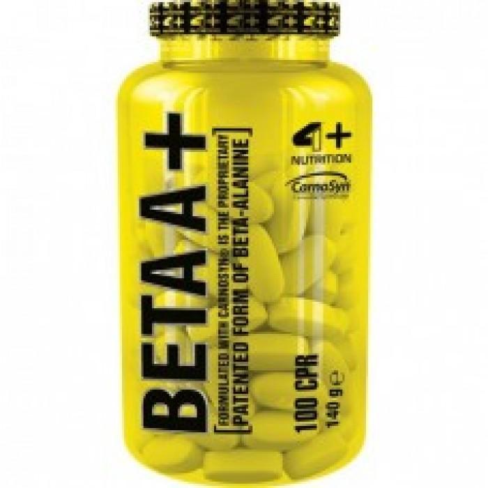 4+ Nutrition BETA A+ 100 табл.