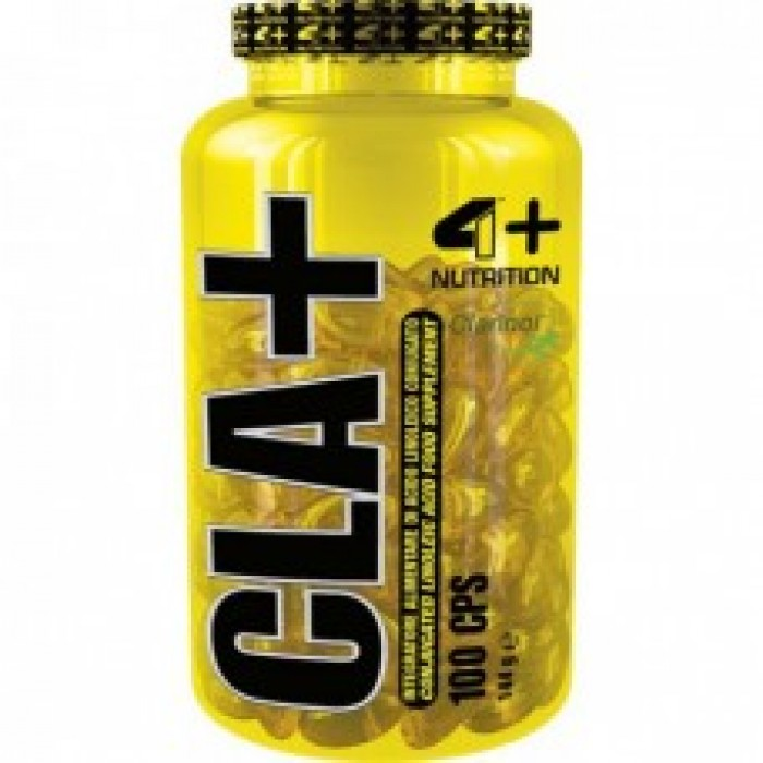 4+ Nutrition CLA+ 200 гела