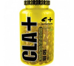4+ Nutrition CLA+ 100 гела​