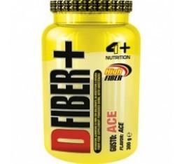 4+ Nutrition D FIBER+ 300 гр. Витамини, минерали и др.