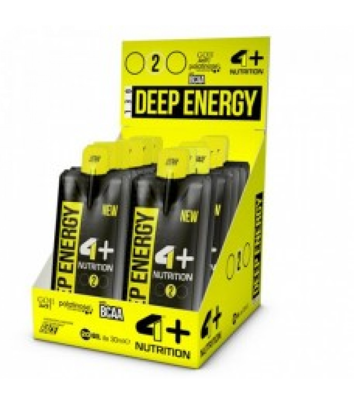 4+ Nutrition Deep Energy+​