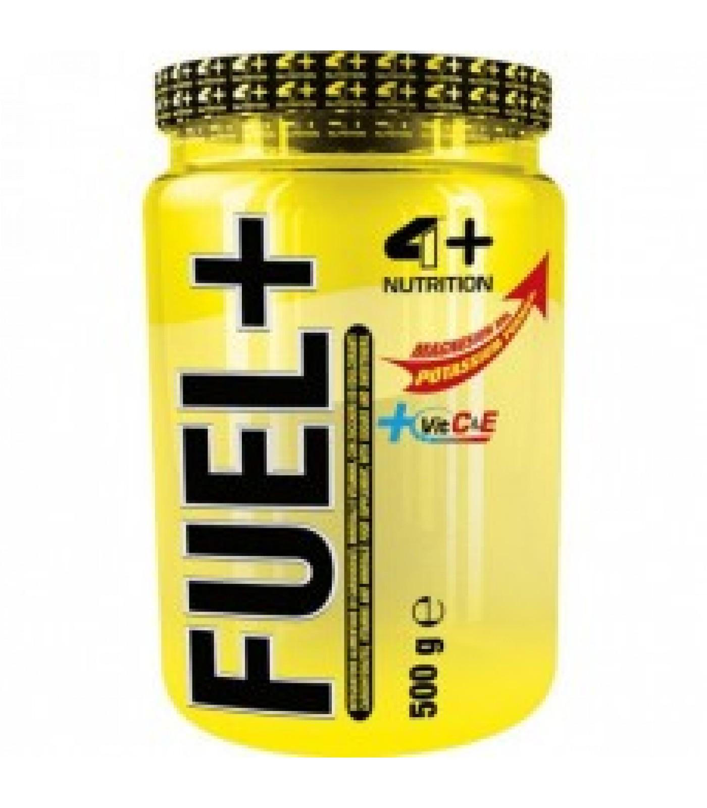 4+ Nutrition FUEL+ 500 гр.