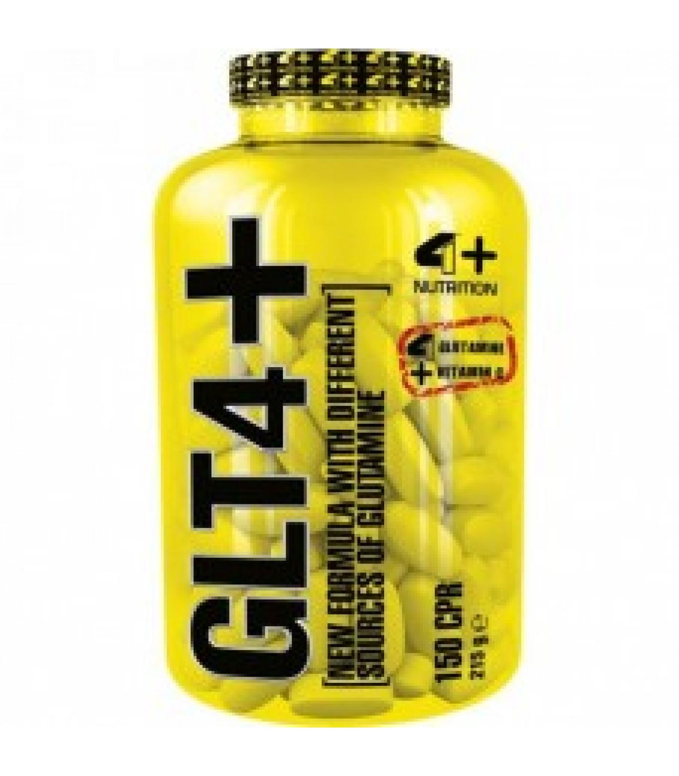 4+ Nutrition GLT 4+ 150 табл.