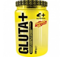 4+ Nutrition GLUTA+ 500 гр. Аминокиселини
