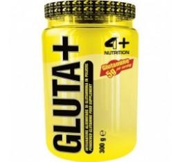 4+ Nutrition GLUTA+ 300 гр. Аминокиселини