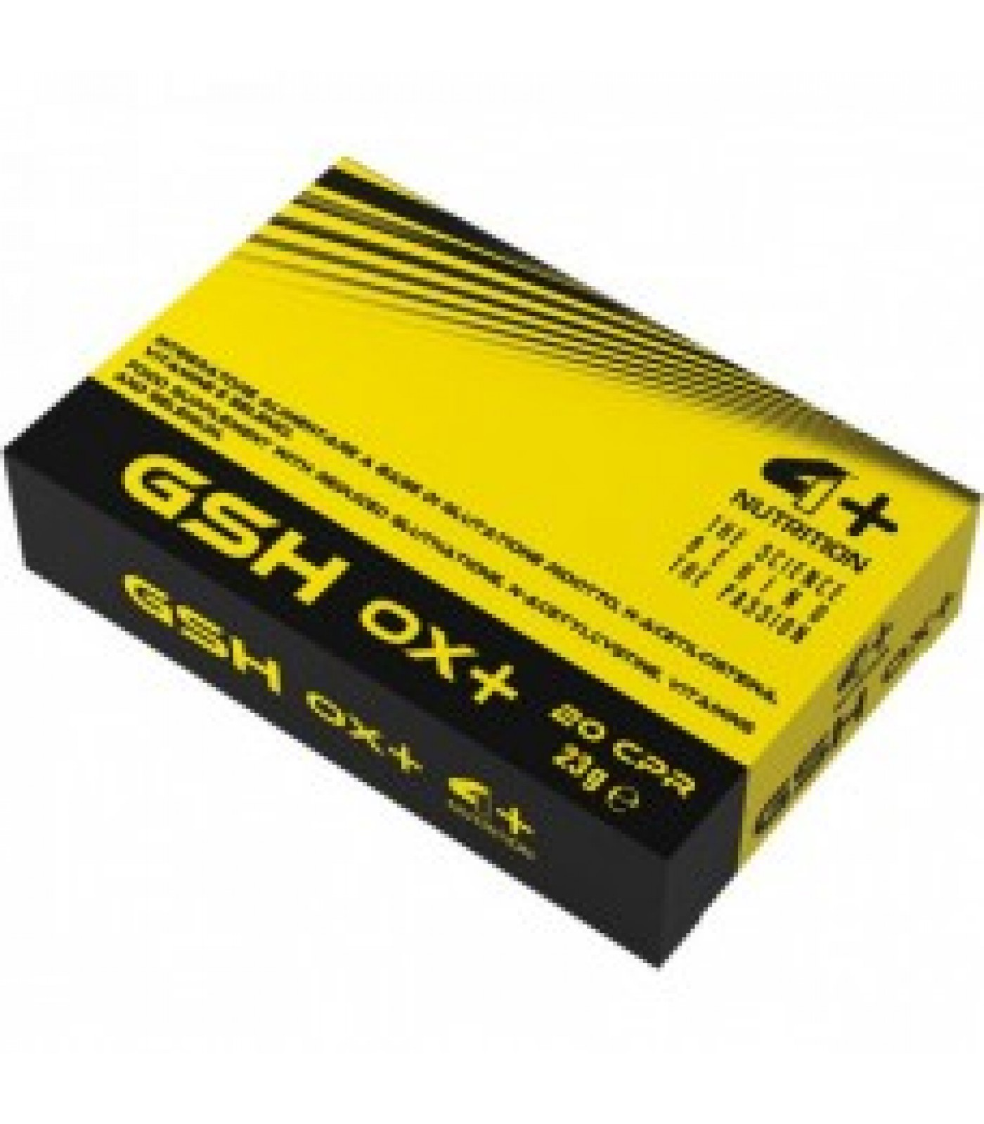 4+ Nutrition GSH OX+ 20 капс.