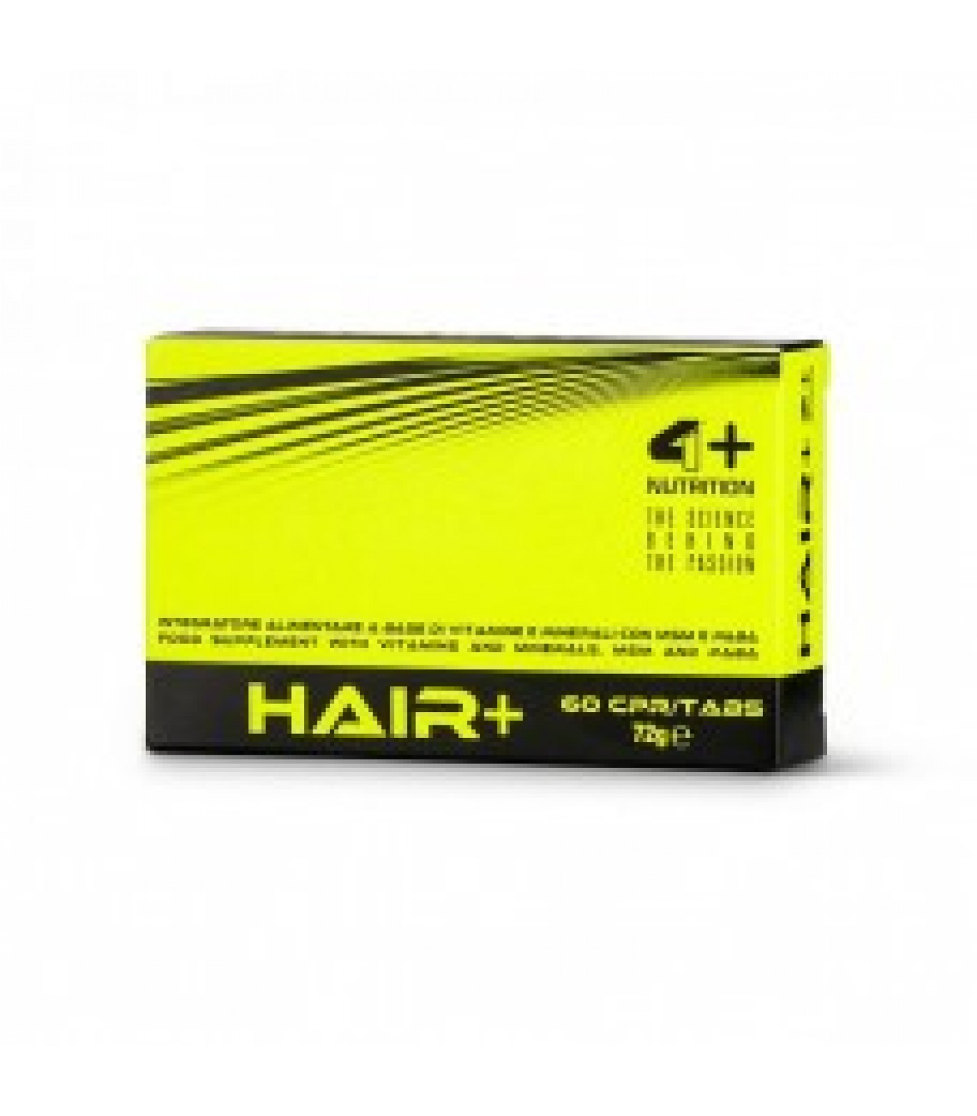 4+ Nutrition Hair+ / 60 капс.