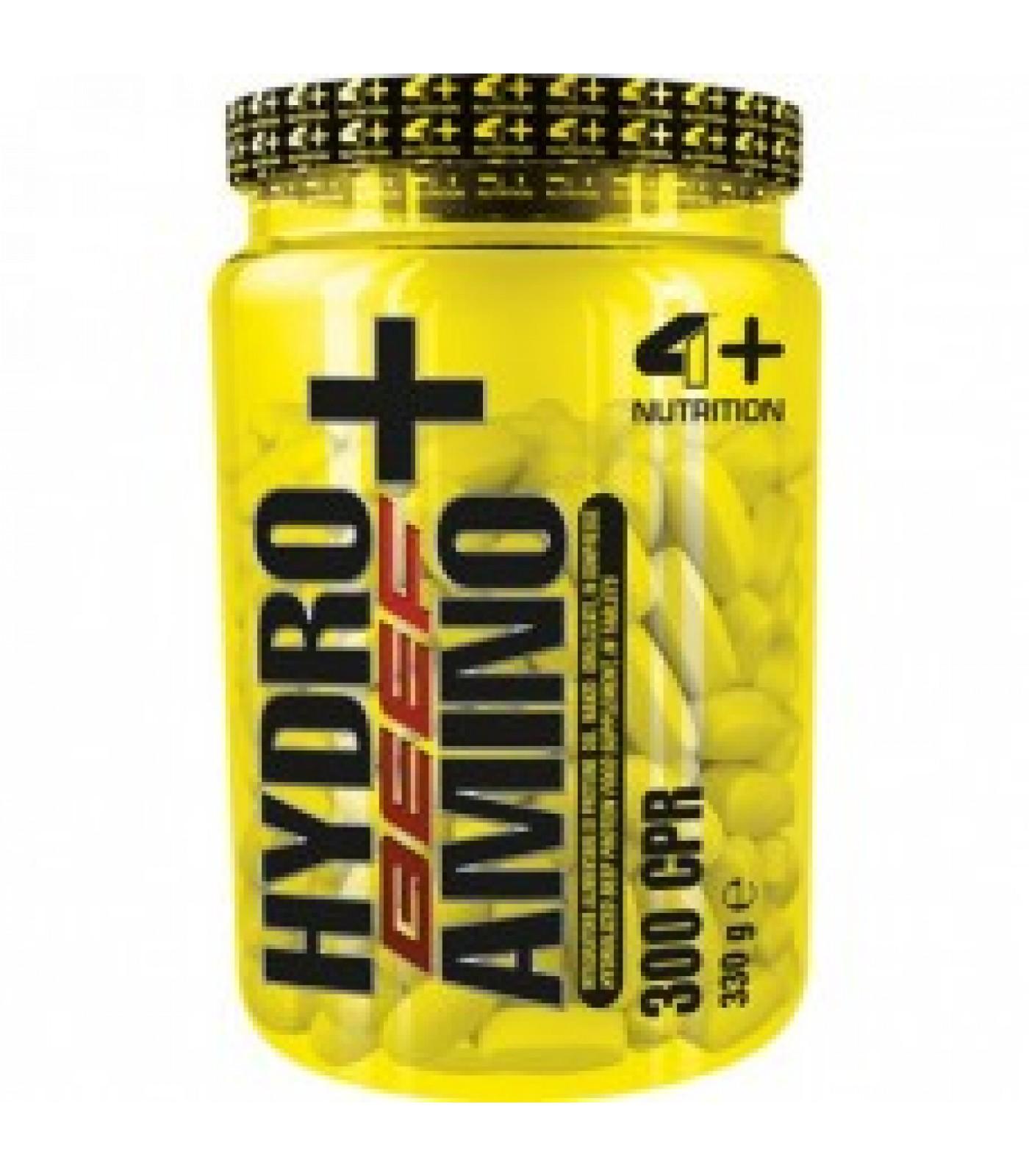4+ Nutrition HYDRO BEEF AMINO+ 600 табл.