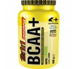 4+ Nutrition Instant BCAA+ 500 гр.​
