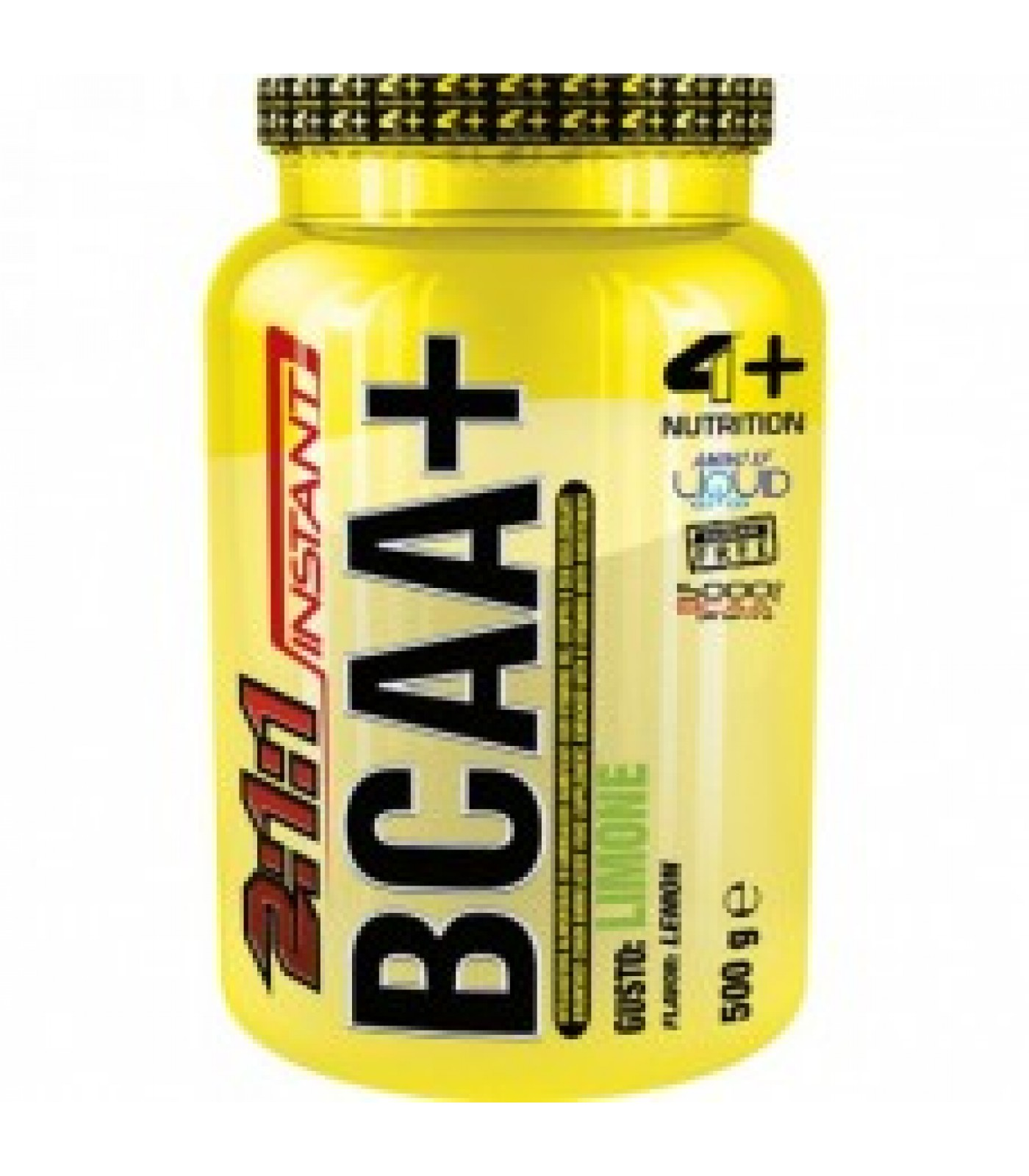 4+ Nutrition Instant BCAA+ 500 гр.