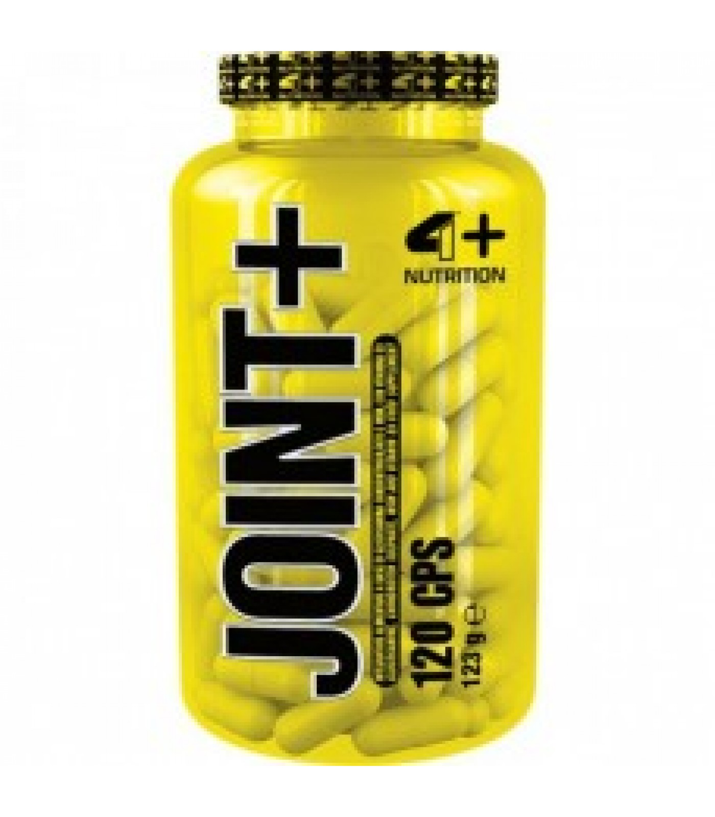 4+ Nutrition JOINT+ 120 капсули.