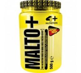 4+ Nutrition MALTO DX+ 500гр. Енергийни продукти