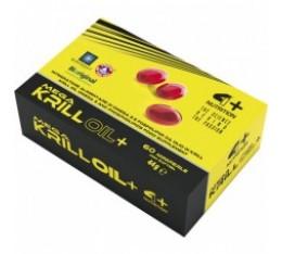 4+ Nutrition MEGA KRILL OIL+
