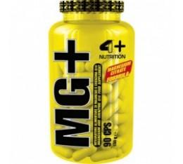 4+ Nutrition MG+ 90 капсули Витамини, минерали и др.