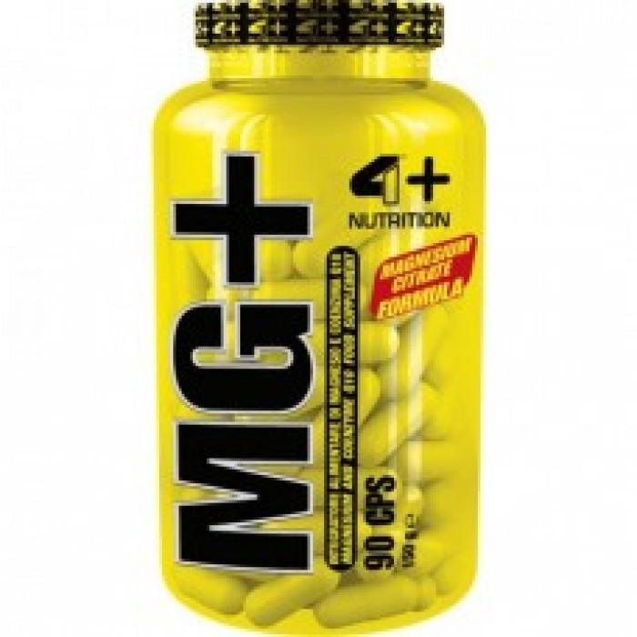 4+ Nutrition MG+ 90 капсули